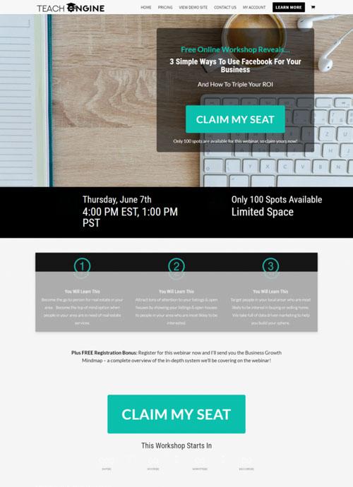 Webinar Registration 2